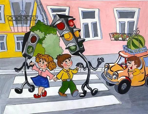 i Профилактическая беседа о дорожно-транспортном травматизме с участием детей
